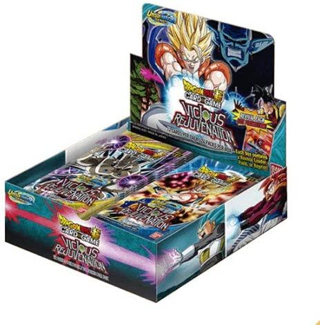 Dragon Ball Super - Vicious Rejuvenation Booster Box