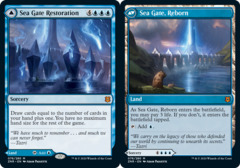Sea Gate Restoration // Sea Gate, Reborn - Foil