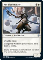 Kor Blademaster - Foil