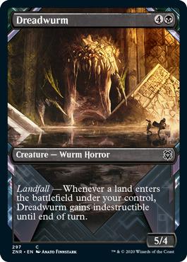 Dreadwurm - Showcase