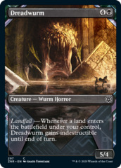 Dreadwurm - Showcase - Foil