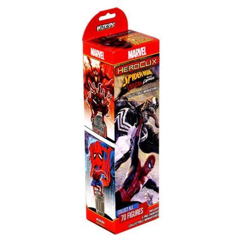 Marvel Heroclix - Spider-Man & Venom Absolute Carnage Booster Pack