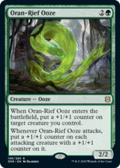 Oran-Rief Ooze - Foil
