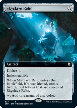Skyclave Relic - Extended Art