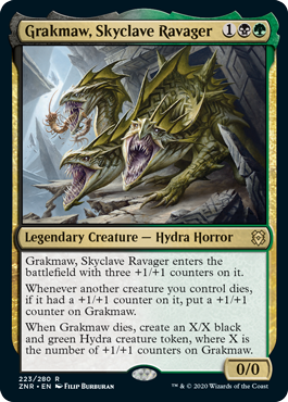 Grakmaw, Skyclave Ravager