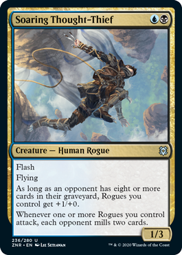 Soaring Thought-Thief - Foil