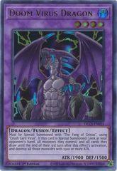 Doom Virus Dragon (Purple) - DLCS-EN055 - Ultra Rare - 1st Edition