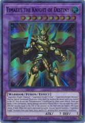 Timaeus the Knight of Destiny (Purple) - DLCS-EN054 - Ultra Rare - 1st Edition
