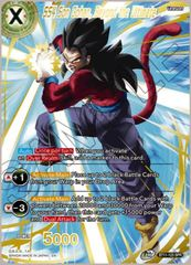 SS4 Son Gohan, Beyond the Ultimate - BT11-123 - SPR