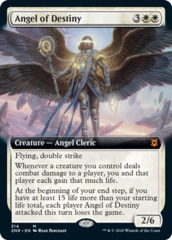 Angel of Destiny - Foil - Extended Art