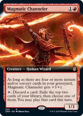Magmatic Channeler - Extended Art