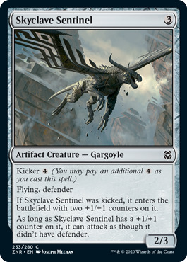 Skyclave Sentinel