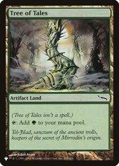 Tree of Tales - The List