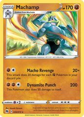 Machamp - 026/073 - Holo Rare