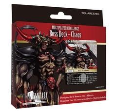 Final Fantasy TCG: Multiplayer Challenge - Boss Deck - Chaos