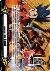 Imaginary Gift Accel II -  Kamui Katsuragi QR Code - V-GM2/0069EN - PR