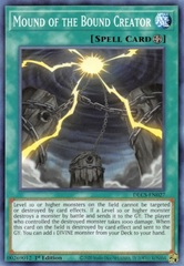 Mound of the Bound Creator - LED7-EN053 - Rare - 1st Edition