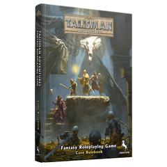 Talisman Adventures RPG Core Book