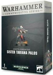 Adepta Sororitas - Sister Tariana Palos