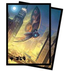Ultra Pro Sleeves: Ikoria - Mothra Supersonic Queen (100ct)
