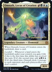 Omnath, Locus of Creation - Foil - Prerelease Promo