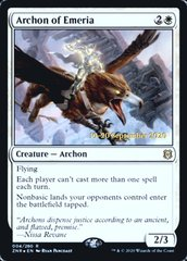 Archon of Emeria (Prerelease) - Foil