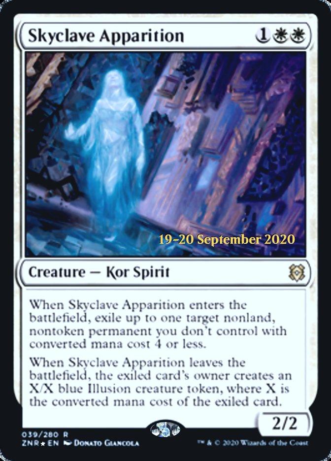 Skyclave Apparition - Foil - Prerelease Promo