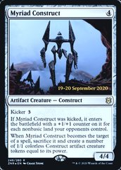 Myriad Construct - Foil - Prerelease Promo