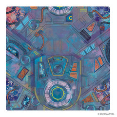 Marvel: Crisis Protocol - Cosmic Game Mat