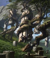 Forest 2 Art Card