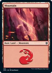 Mountain (383) - Foil