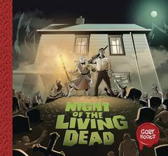 Gory Books Vol 01 Night Of The Living Dead Cvr A Perkins (STL169268)
