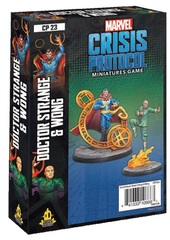 (DEPRECATED) Marvel: Crisis Protocol - Dr. Strange and Wong Character Pack