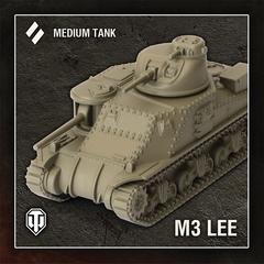 World of Tanks: Wave 1 - American (M3 Lee), Medium Tank