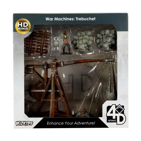 4D Settings - War Machines: Trebuchet