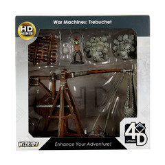 4D Settings - War Machines: Trebuchet