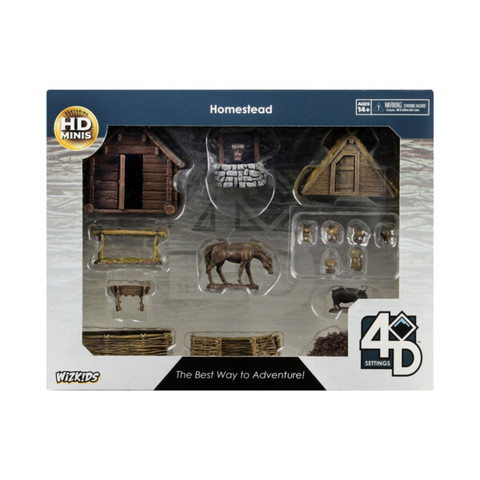 4D Settings: Homestead