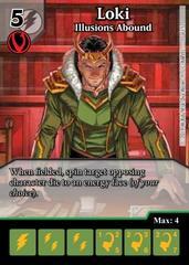 Loki: Illusions Abound