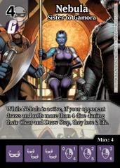 Nebula: Sister to Gamora - Foil