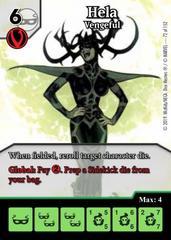 Hela: Vengeful - Foil