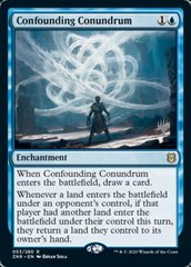 Confounding Conundrum - Foil - Promo Pack