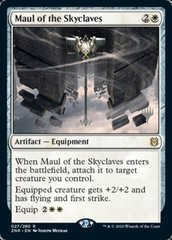Maul of the Skyclaves - Promo Pack