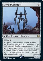 Myriad Construct - Foil - Promo Pack