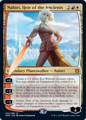 Nahiri, Heir of the Ancients - Promo Pack
