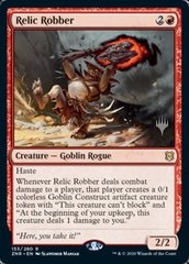 Relic Robber - Foil - Promo Pack