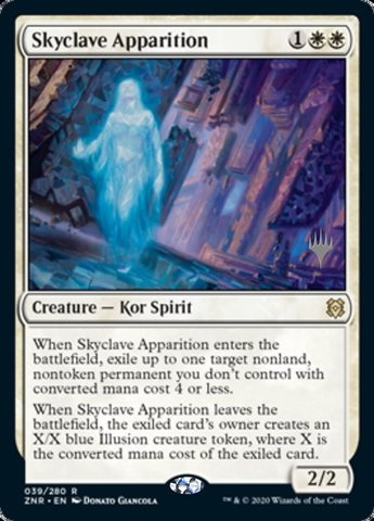Skyclave Apparition - Foil - Promo Pack