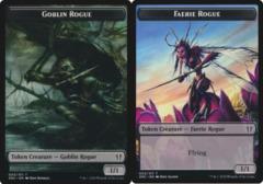 Goblin Rogue Token // Faerie Rogue Token