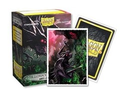 Dragon Shield 100CT Box Matte Art Sleeve Halloween 2020 The Spider King