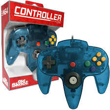 Old Skool N64 Controller Turqouise