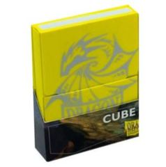 Dragon Shield - Cube Shell: Yellow